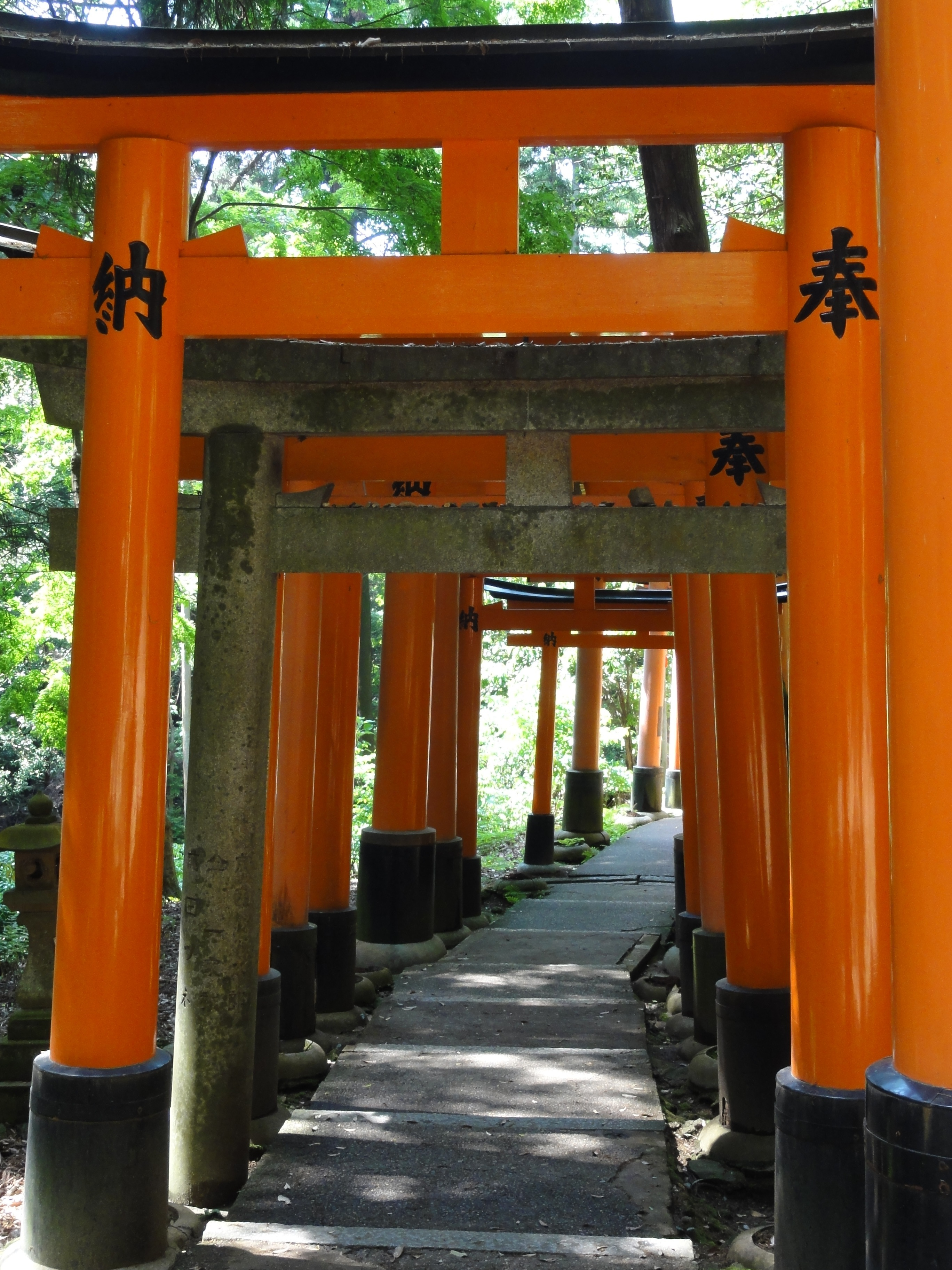 learn-kanji-fushimi-inari-gates-1